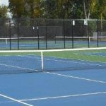 HS Tennis Courts Dedication September 10th