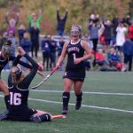Field Hockey one win away from State Tournament after OT victory over Magnificat