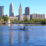 Shaker Crew races at the Head of the Cuyahoga this Weekend