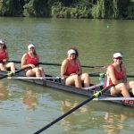 Shaker Crew wins Gold, Beats Penn St. & Three Other Colleges at HOTC Regatta