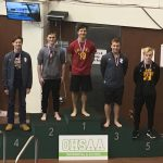 Lyle Yost wins 3rd Straight District Diving Championship; Eyes Repeat as State Champ