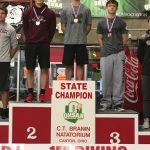 Lyle Yost – 2018 OHSAA State Diving Champion!