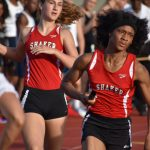 Girls' 4×100 Relay Advances to OHSAA DI Track & Field Finals