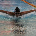 Swimming at Box Elder Invite