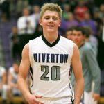 Riverton High School Boys Varsity Basketball falls to Viewmont High School 52-53