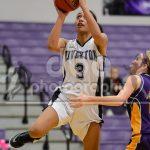 Riverton High School Girls Varsity Basketball beat Herriman High School 53-37
