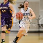 Riverton High School Girls Varsity Basketball beat Herriman High School 38-30