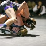 Riverton High School Boys Varsity Wrestling beat Bingham High School 60-16