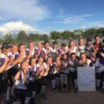 Riverton High School Varsity Softball beat West High School 13-11