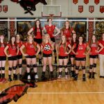 Volleyball finishes in 6th place in the WIC