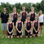 Young Boys XC ends season on high note.