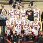 Edgewood High School Boys Freshman Basketball beat Bloomfield High School 50-44