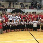 Edgewood High School Boys Varsity Basketball beat Monrovia High School 68-48