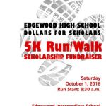 Edgewood Dollars for Scholars 5k