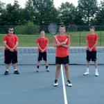 Congratulations Senior Tennis Player Jake Stephens