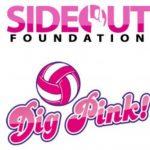 Edgewood Volleyball Dig Pink Night and Senior Night October 4