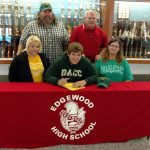 Phillip Terrell signs Letter of Intent to Play Baseball at Danville Community College