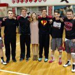 Edgewood High School Boys Varsity Wrestling beat Bloomington High School North 36-19