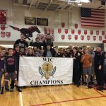 Edgewood High School Boys Varsity Wrestling finishes 1st place