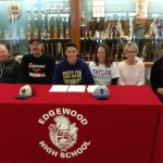 Tanner Kolbe signs with Taylor University