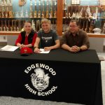 Denver Aydelot signs with Otterbein University
