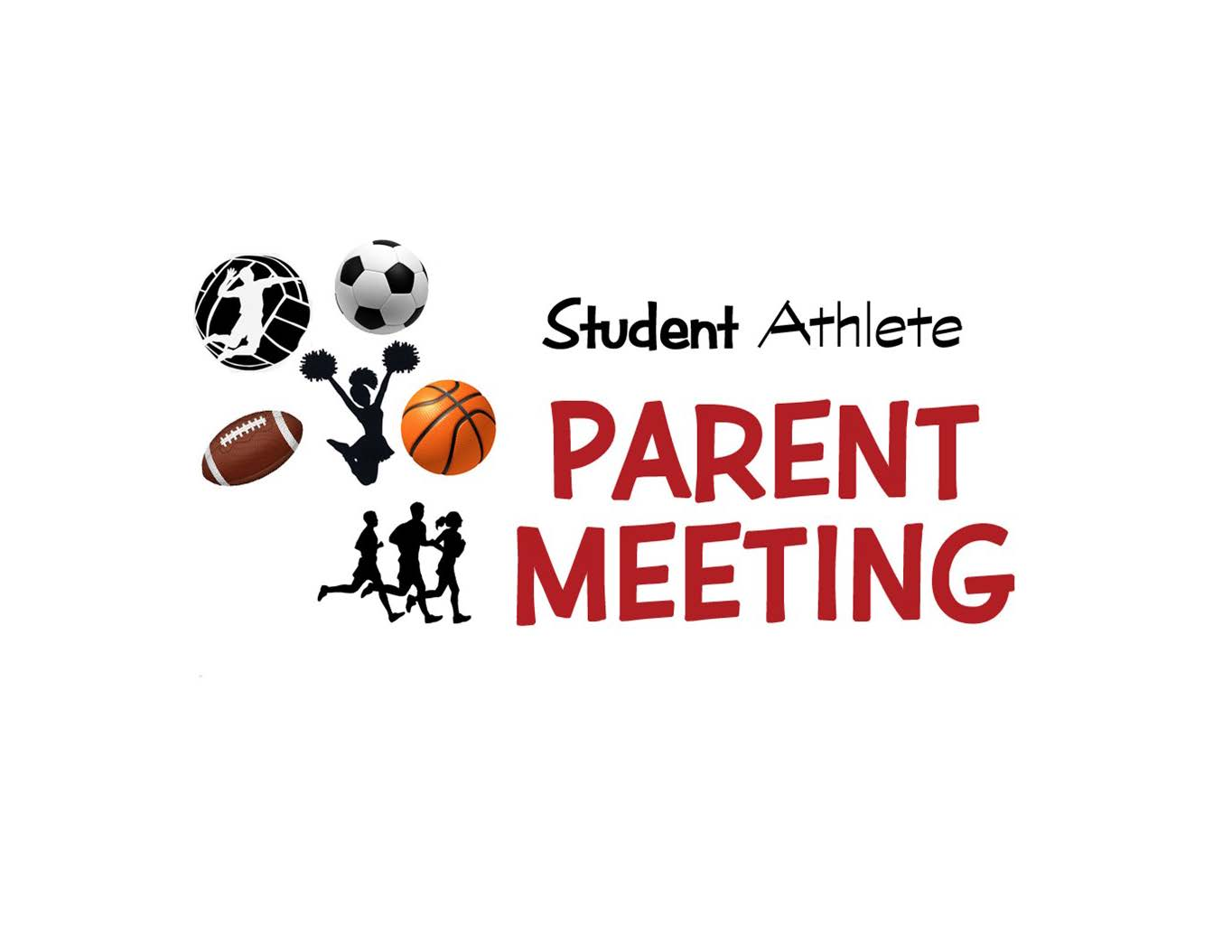 Athlete/Parent Informational Meeting for 2018-19 School Year