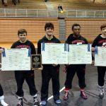 Mustangs WIC Wrestling Champs