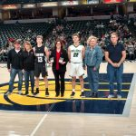 Kyle Rogers receives Academic Award