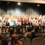 Mustang Athletes honored at WIC Banquet
