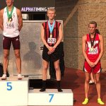 Haskett finishes 7th in State Meet