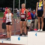 Crain finishes 6th at the State Meet
