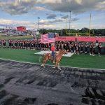 National Anthem at Season Opener