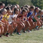 2019 Cross Country IHSAA Semi-State Meet at Brown County on Saturday, October 26