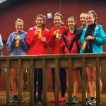 The Edgewood Girls Cross Country Team Advances to State Finals for Third Consecutive Year