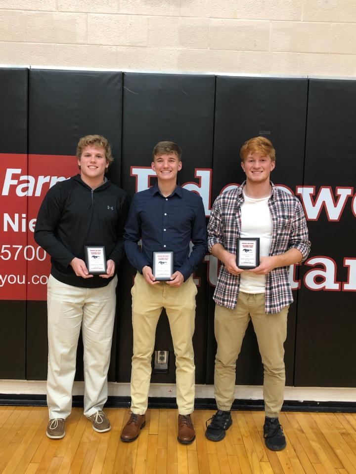 Outstanding Award Winners