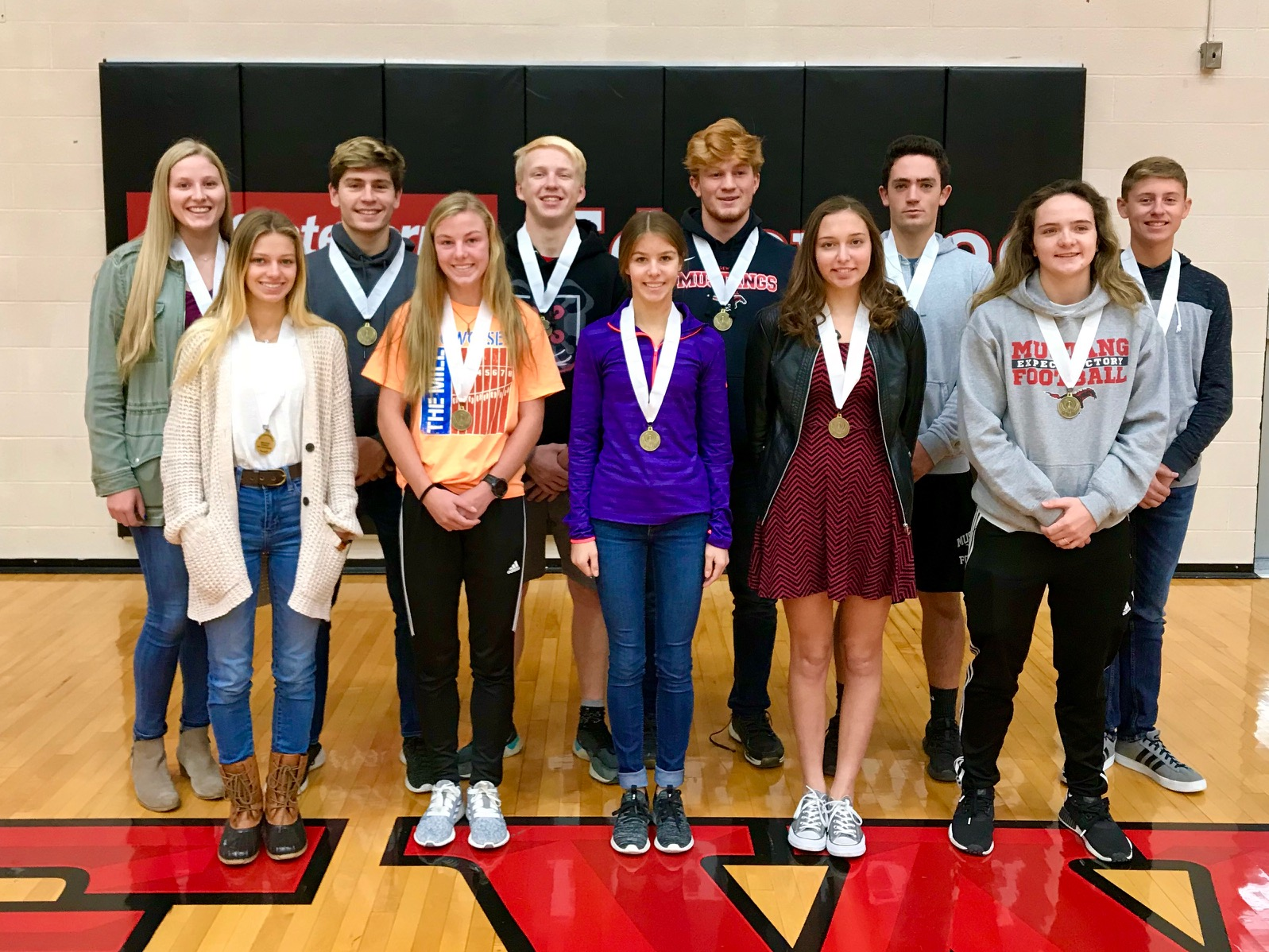 WIC All- Conference Selections