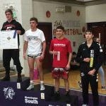 Lane Deckard Regional Champ at 132
