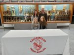 Mikayla Schooling signs to play at Lincoln Trail