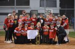 Lady Mustangs Tourney Champs