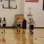 Girl's Basketball Opens at Columbia Heights