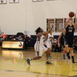 Girls Basketball Holds Off St. Paul Johnson