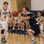 Boys Basketball Rolls to Win