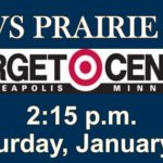 Boys Basketball Scheduled to Play at Target Center