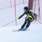 GRUBISCH QUALIFIES FOR STATE ALPINE MEET