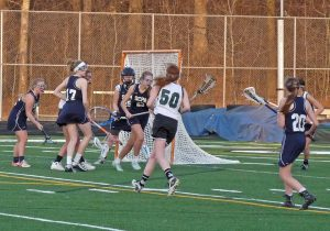 Girls Lacrosse vs. Mounds View