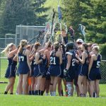 Lions Lacrosse stage comeback; fall to Forest Lake 8-7