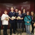 St. Croix Prep Archery Teams on target for 1st, 1st, and 3rd at OWLC Tournament
