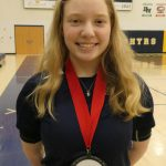 Sloan leads SCPA Archery Team to 3rd place finish at Mahtomedi