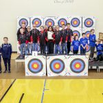 South Region NASP Archery Championships were on target!