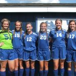 Greensburg High School Girls Varsity Soccer falls to Batesville High School 0-7